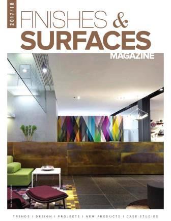 Finishes Surfaces Magazine