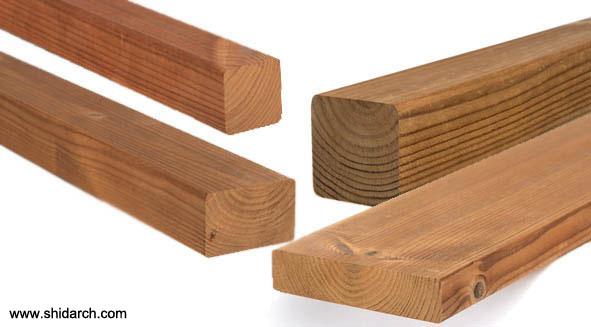 کاربردهای ترموود (چوب ترمو) - بخش دوم