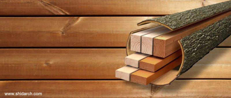 کاربردهای ترموود (چوب ترمو) - بخش نخست