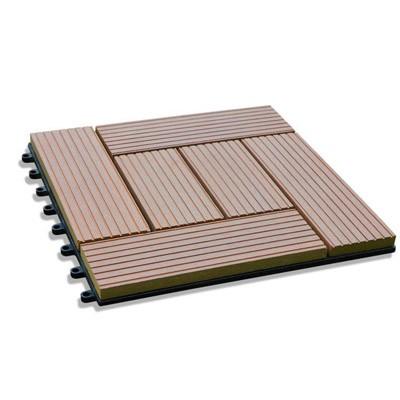 چوب پلاست توسکا - کفپوش تایل T800