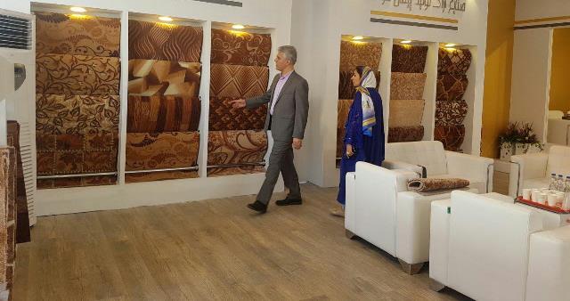 یازدهمین نمایشگاه بین المللی انواع کف پوش، موکت و فرش ماشینی و صنایع وابسته