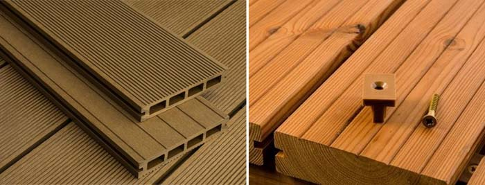 مقایسه کفپوش چوب پلاست و ترموود