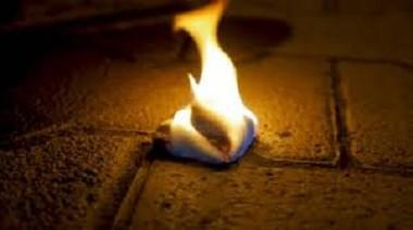 آتش خور کردن سنگ کف – فلیم سنگ Flame