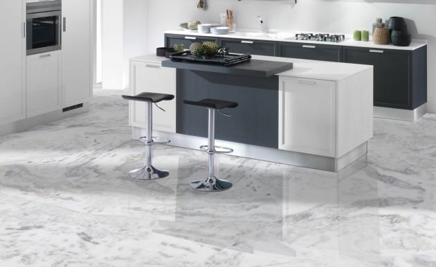 سنگ مرمر آشپزخانه