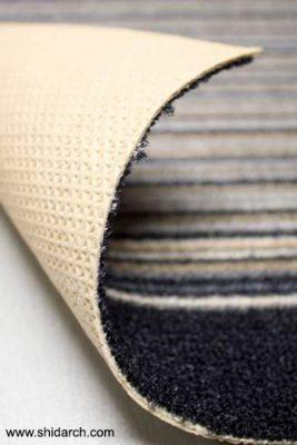 آشنایی با لایه پشتیبان موکت - Carpet Backing